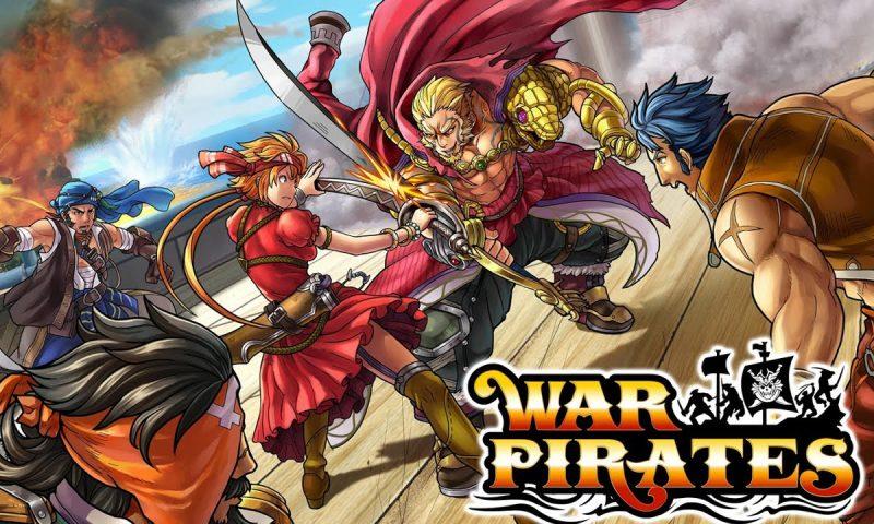เดินหน้าเต็มกำลัง War Pirates เกมมือถือสงครามโจรสลัดเปิดโหลดแล้ววันนี้