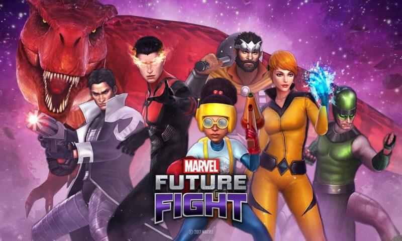MARVEL Future Fight ส่งฮีโร่ชุดใหม่ อมนุษย์ ลงสนามรบ