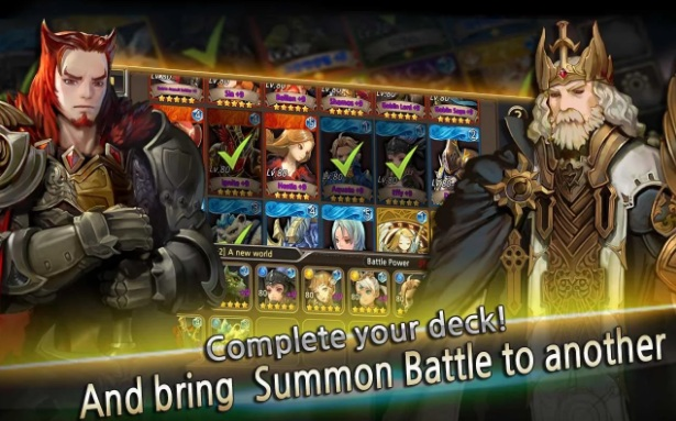 5Summon Rush14217