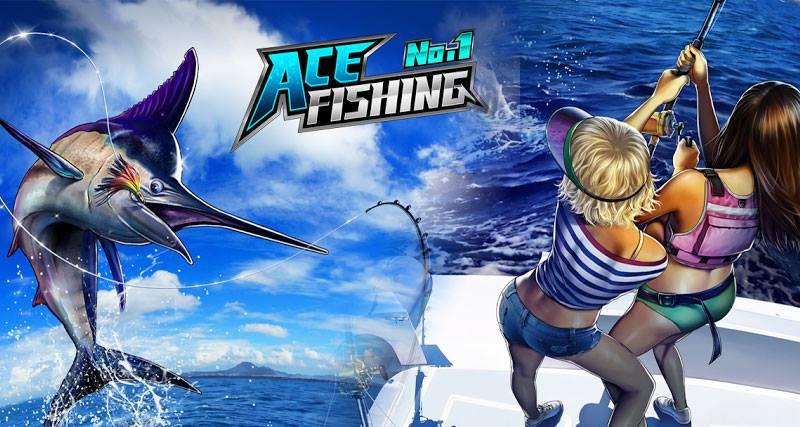 Ace Fishing อัพเดทใหญ่ เพิ่มโหมดความร่วมมือกิลด์ และกิจกรรมพิเศษ