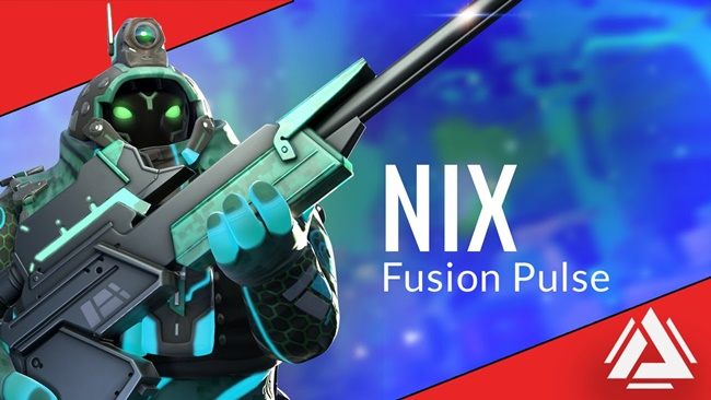 Atlas Reactor เทคนิคการเล่น Nix ตัวละครลึกลับ