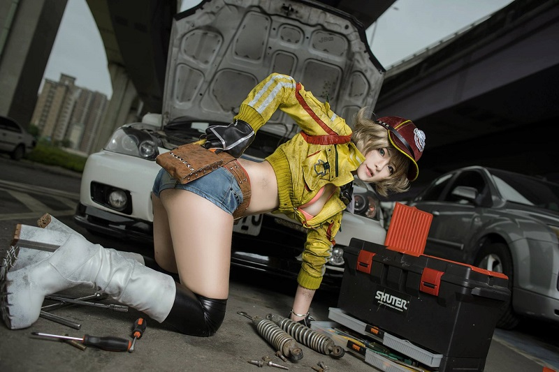 Cindy Cosplay 05