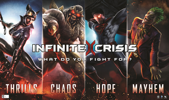 Infinite Crisis 01