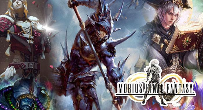 ธรรมดาที่ไหน ยอดแฟนคลับ Mobius Final Fantasy ทะลักเกิน 10 ล้าน