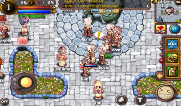 Ragnarok Online Path of Heroes18217-1