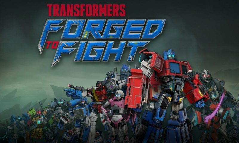 Hasbro เผยข้อมูลใหม่ Transformers: Forged To Fight เอาใจแฟนพันธุ์แท้