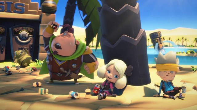 The Snack World 03