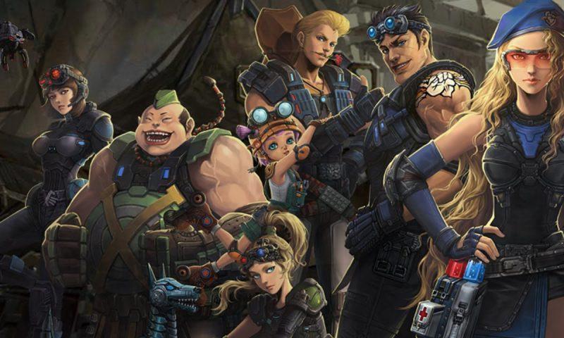 Wild Buster เกม hack & slash บรรยากาศ Diablo บุกเกาหลีเดือนหน้า