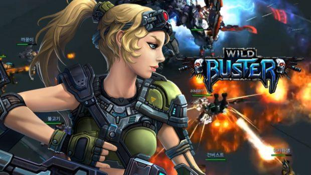 Wild Buster เกมลูกผสม Diablo-Starcraft จากเป็ดอวกาศ