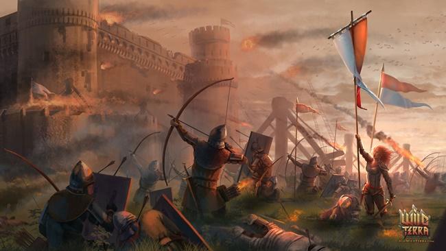 Wild Terra Online เกมแนว Survival ย้อนยุคสู่โลกยุโรปยุคกลาง