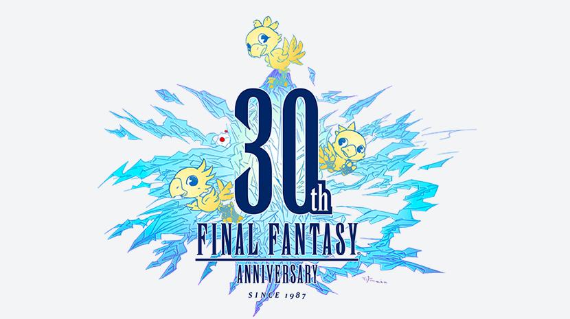 final fantasy 30 yrs