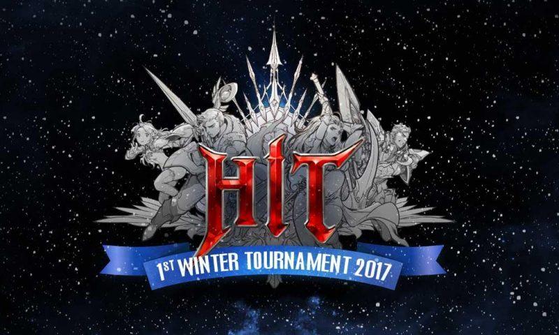 จับเข่าคุยแชมป์ HIT 1st  Winter Tournament 2017