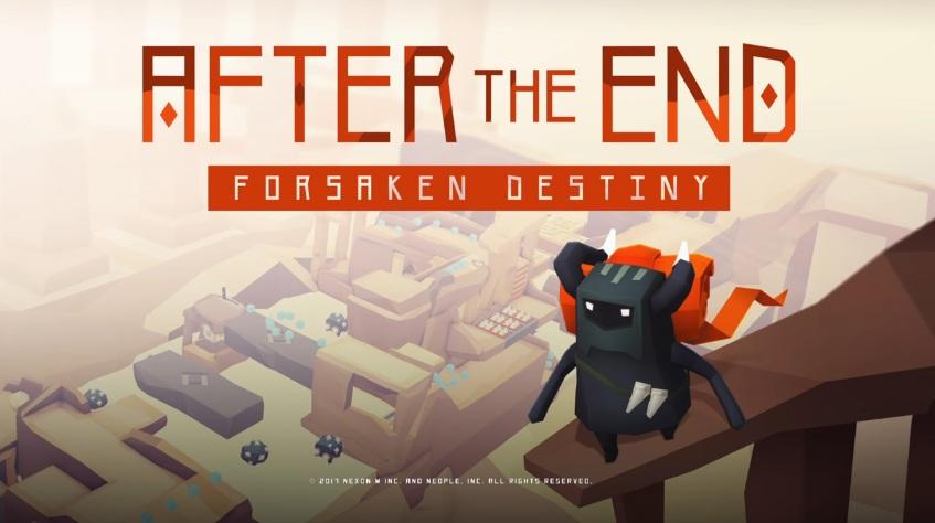 After the End: Forsaken Destiny เกม Puzzle ใหม่ ลงสโตร์ทั่วโลกแล้ว