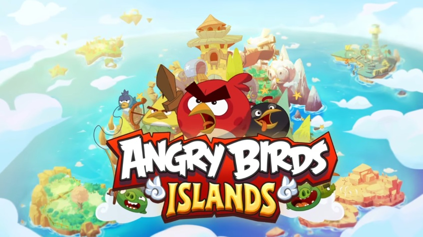 Angry Birds Islands29317-000