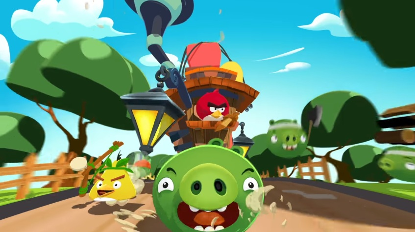 Angry Birds Islands29317-3