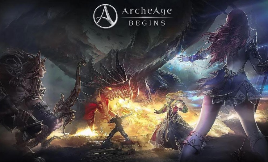 ArcheAge Begins23317-0