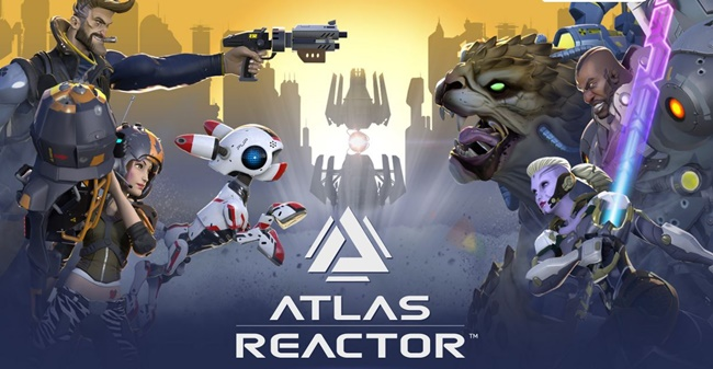 Atlas Reactor20317-1