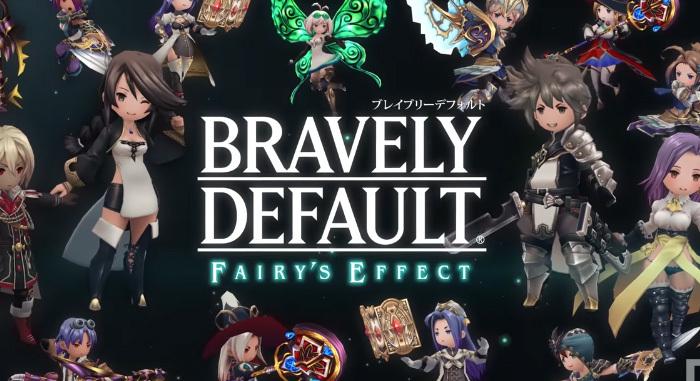 ลงสโตร์แล้ว Bravely Default: Fairy's Effect เสกความแฟนตาซีลงมือถือ