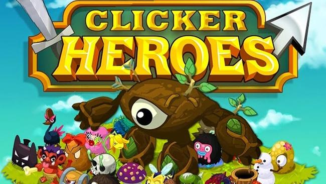 Clicker Heroes3317
