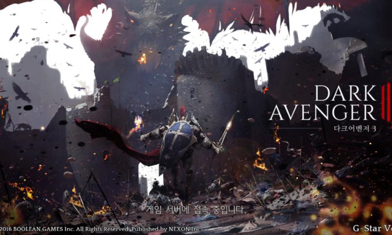 สายแอคชั่นจัดเลย Dark Avenger 3 เปิด CBT ผ่านสโตร์เกาหลีเดือนหน้า