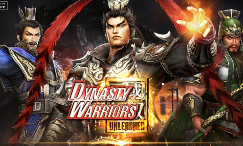 Dynasty Warriors: Unleashed มหาสงครามสามก๊ก ปะทุแล้ว