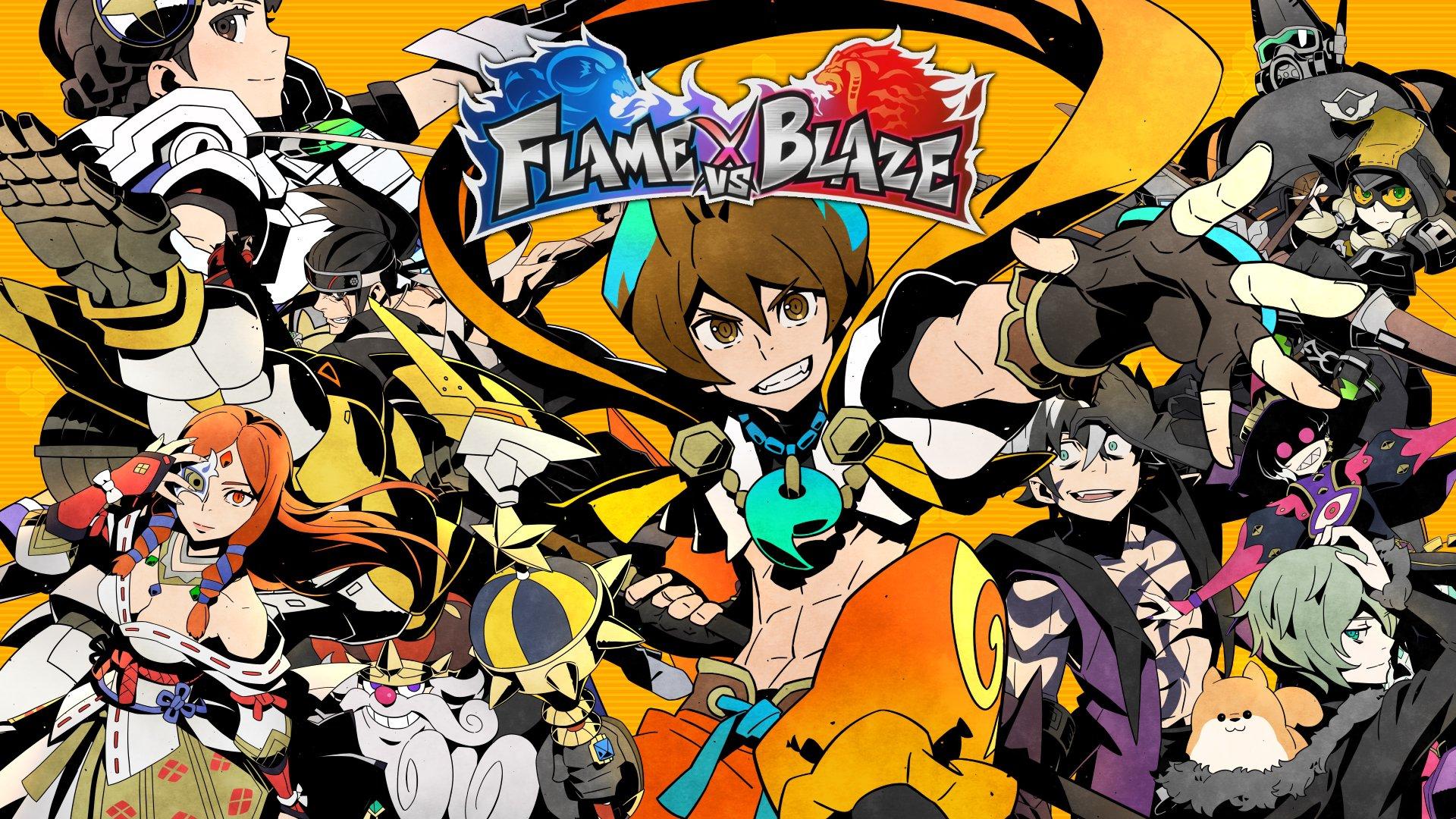 Flame-VS-Blaze