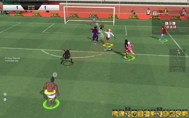 Freestyle Football 1317-2
