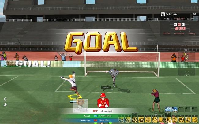 Freestyle Football 1317-4