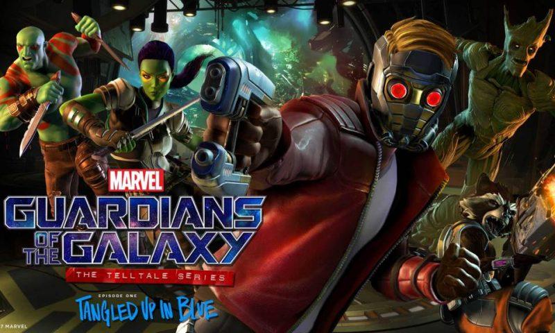 โหลดเลย Guardians of the Galaxy: The Telltale Series ลงสโตร์แล้ว