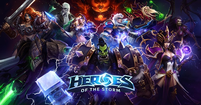Heroes of the Storm20317-3