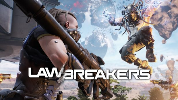 LawBreakers covee