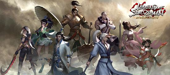 Legend of Swordman3317-2