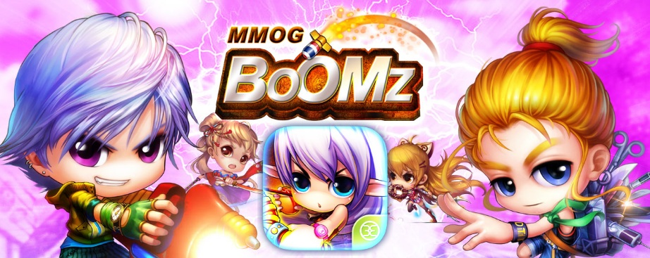 MMOG BOOMZ29317-000
