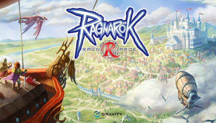 Ragnarok R ลงสโตร์เกาหลีพรุ่งนี้ มีคลิปเกมเพลย์มาให้ส่องจุใจ