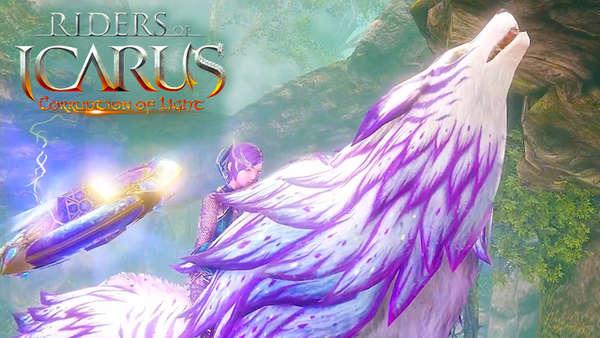 ฟินกันยาว Riders of Icarus เปิดโซนใหม่ ชวนไปล่า Demonic Stone