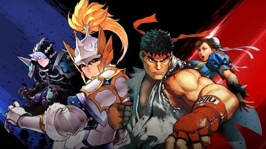 Seven Knights ผนึกกำลัง STREET FIGHTER V ออกมาบู๊