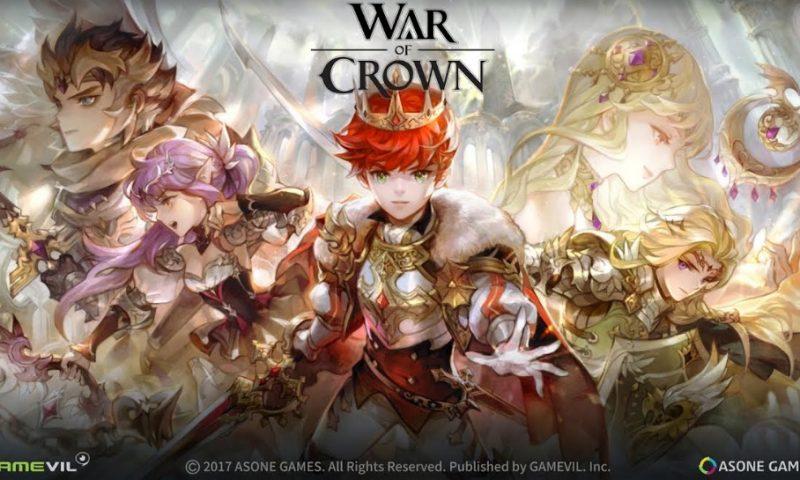 ลิงก์มาแล้ว War of Crown โหลดแจม CBT ตอนนี้ยังทันนะ