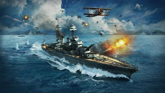World of Warships 19317-3