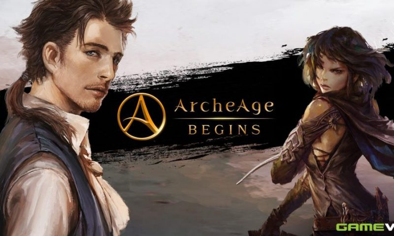 ภาคต่อเกมเทพมาแล้ว ArcheAge Begins เปิด CBT บนมือถือปลายมีนา