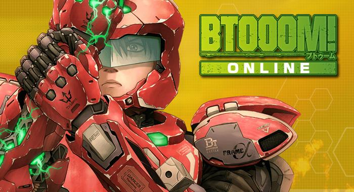 สิ้นสุดการรอคอย BTOOOM! ONLINE ลงสโตร์ญี่ปุ่นแล้วจ้า