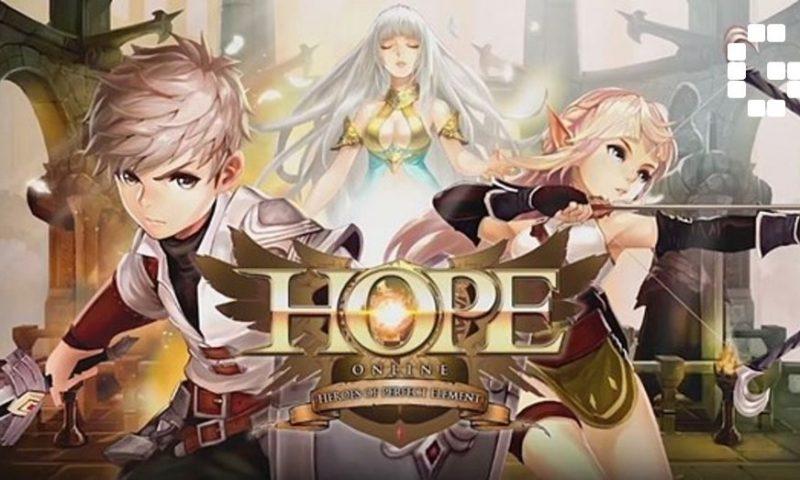 เปิดวอร์ เกม Action RPG สุดจี๊ด HOPE Online ให้บริการผ่านสโตร์ญี่ปุ่นวันนี้