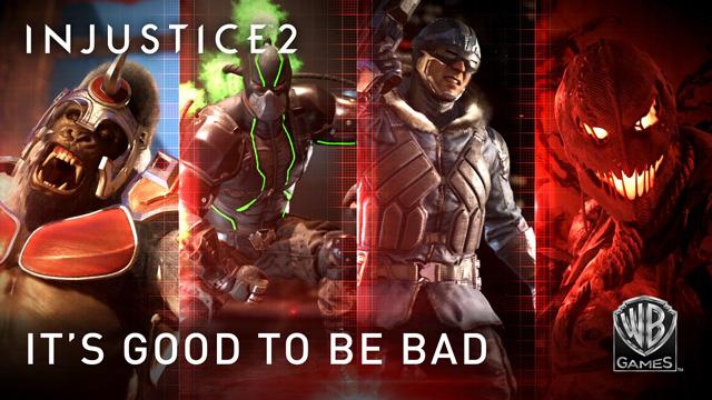 Injustice 2 แนะนำดูโอตัวละครวายร้ายโคตรเกรียน