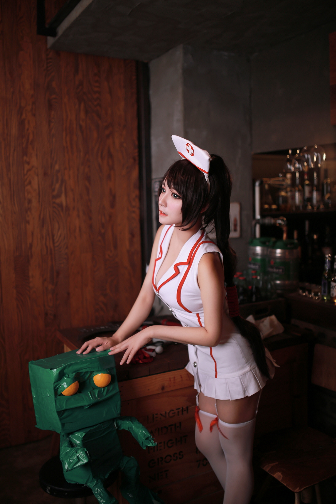 nurse akali 00