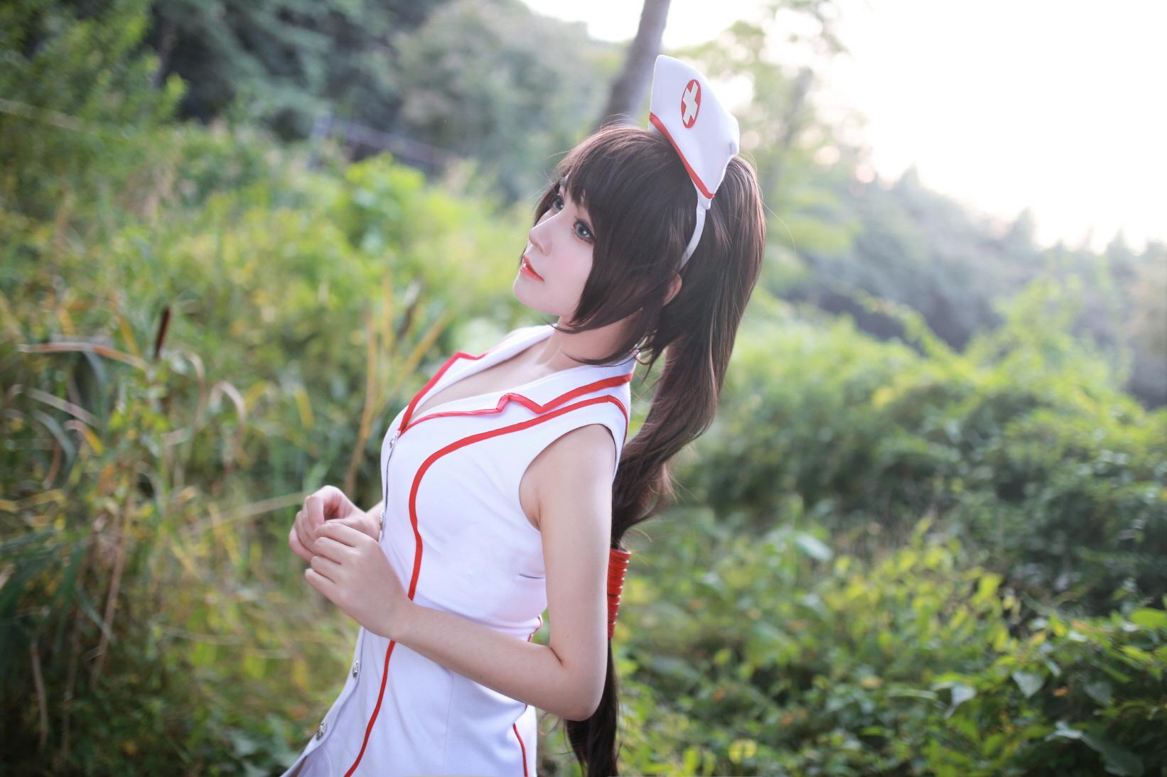 nurse akali 06