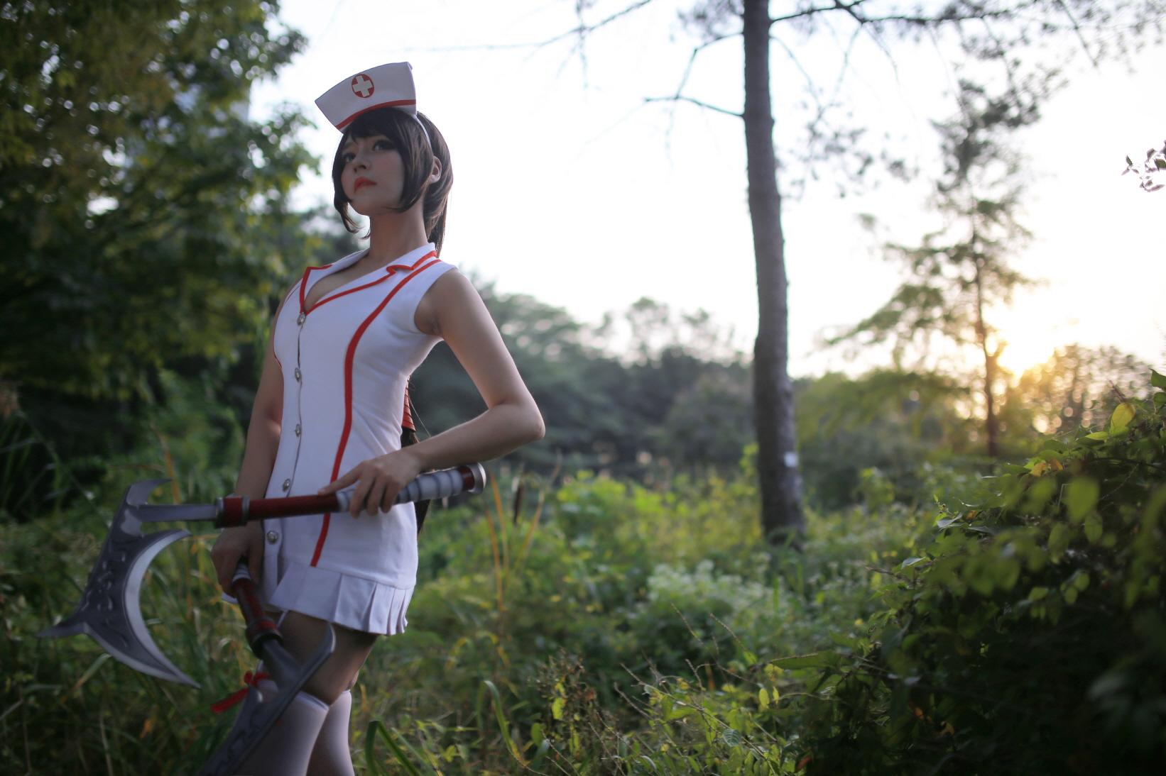 nurse akali 08