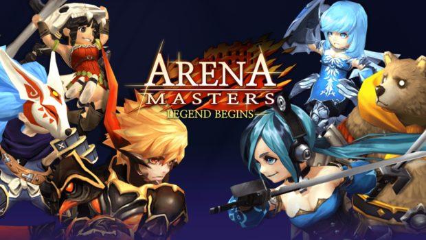 ลองมั้ย Arena Masters เกมลงลานสไตล์นักสู้กลาดิเอเตอร์ ใหม่จาก Nexon