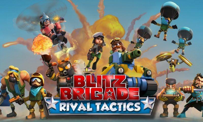 จากเกมยิงสู่เกมตีป้อม Blitz Brigade: Rival Tactics เปิดลงทะเบียนแล้ว