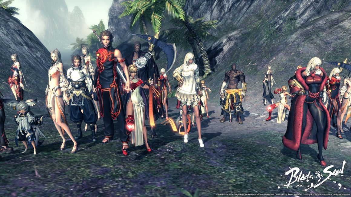 Blade and Soul27417-2