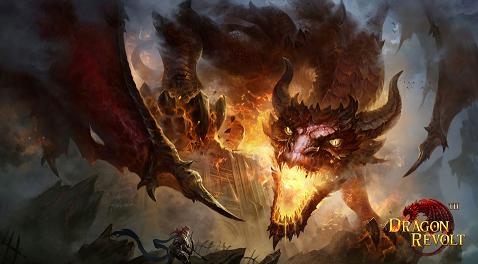 Dragon Revolt28417-1