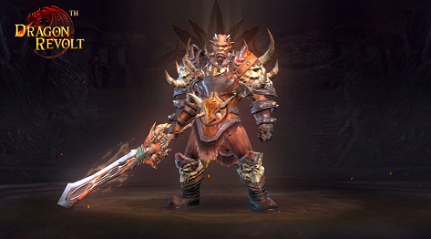 Dragon Revolt28417-7